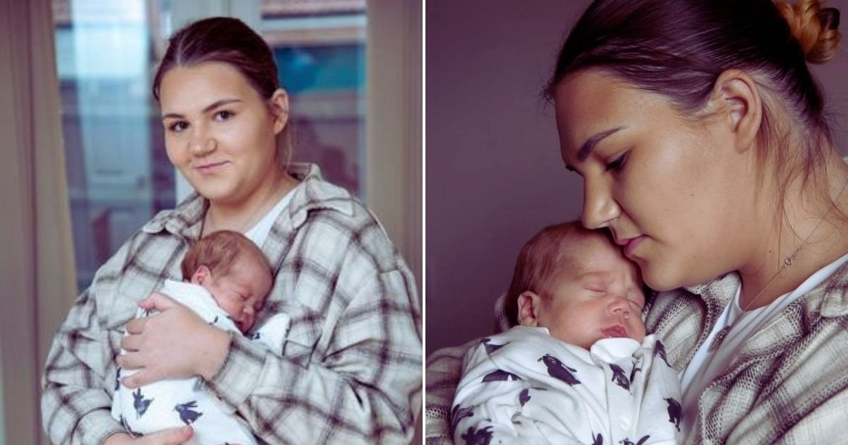 kelsie5.jpg?resize=412,232 - Woman Wakes Up From A Coma Only To Discover That She Had Given Birth To A Baby Boy