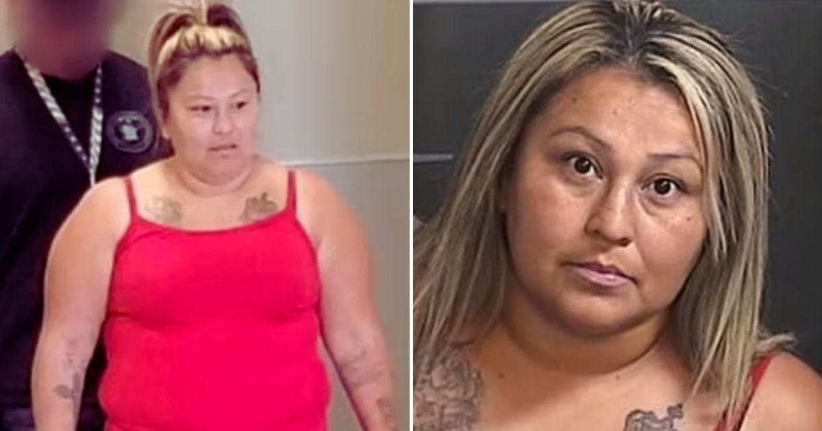lopez4.jpg?resize=412,232 - Mother Of Six Who Was Given $4.9 Million Is Arrested After It Was Discovered She's Been Using The Money To Buy Guns