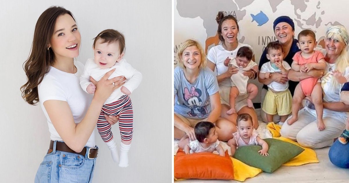 q1 2 3.jpg?resize=412,232 - Meet The Woman Who Welcomed TWENTY ONE Surrogate Babies In Just Over A Year