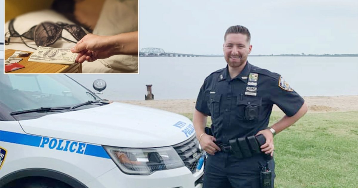 q2 5.jpg?resize=412,232 - 'Dirty' NYPD Cops BUSTED While Driving 'High Priced Escorts' To & From Dates For Thousands Of Dollars