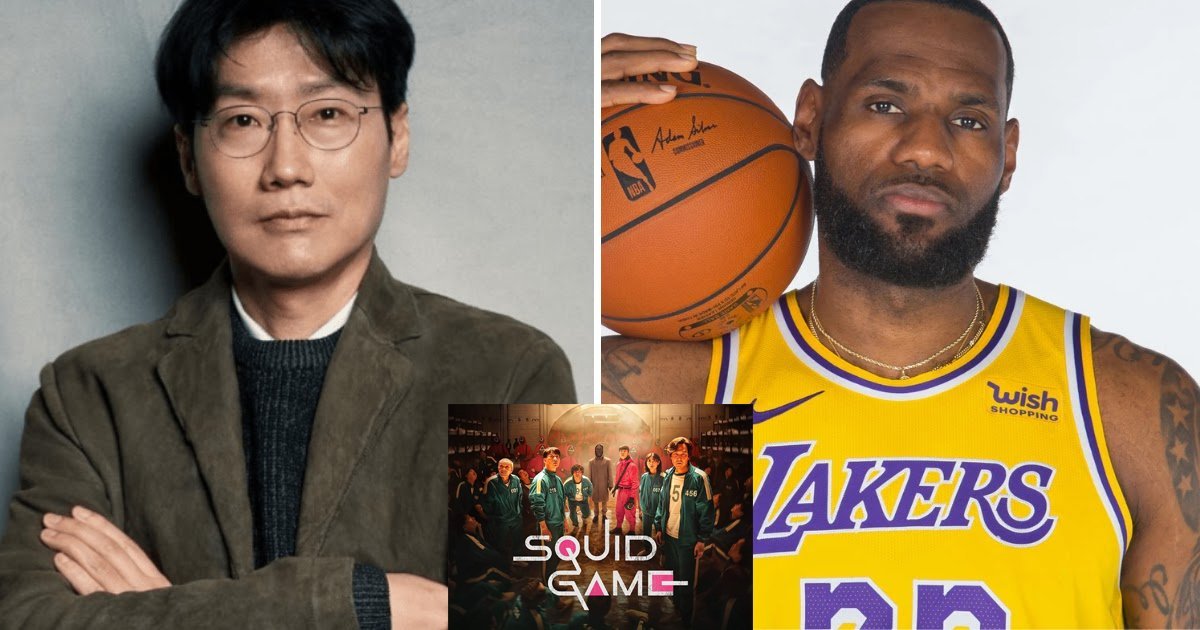"""q3 2 3.jpg?resize=412,232 - """"Have You Seen Space Jam 2?""""- Squid Game Creator Bashes NBA Star LeBron James After He Criticized The Hit Netflix Show's Ending"""