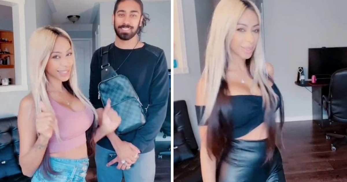 """q4 5.jpg?resize=412,275 - """"I'm His Mother!""""- Woman Startles TikTok Viewers After Revealing She's Her 'Grown Up' Son's Mom & Not His Younger Sister"""