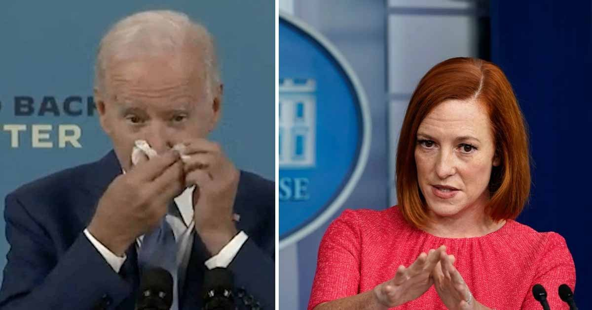 """q5 2 1.jpg?resize=412,232 - """"Is It Just Allergies?""""- Biden's 'Chronic Cough' Raises Major Concerns About His Current Medical Condition"""