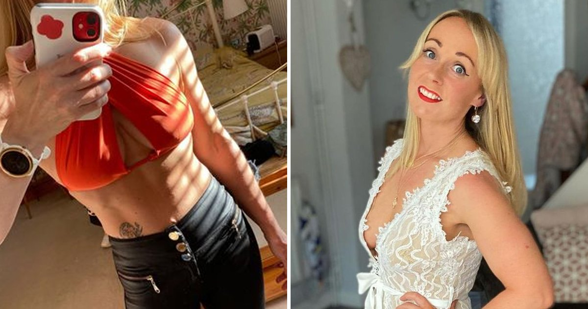"""q6 3 2.jpg?resize=1200,630 - """"My Body, My Choice!""""- Glam Gran Slammed For Showing Skin In Cropped Tops & Lingerie"""