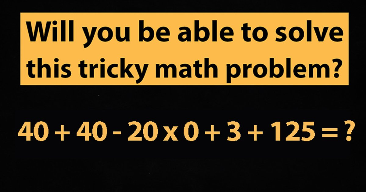 q8 2.jpg?resize=1200,630 - Here's A Math Riddle That's Stumping Some Of The Best! Can You Figure It Out?
