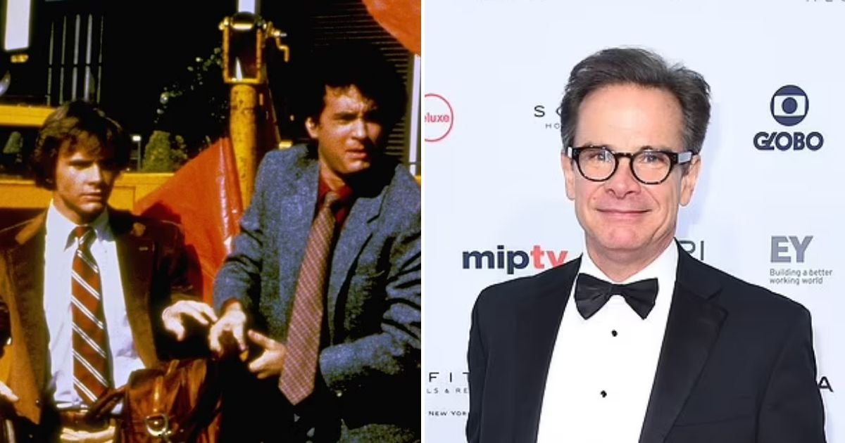 scolari5.jpg?resize=412,275 - 'Newhart' And 'Girls' Star Peter Scolari, Who Rose To Fame Opposite Tom Hanks, Passes Away At The Age Of 66