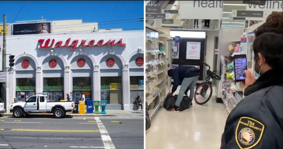 screenshot 2021 10 13 175920.png?resize=1200,630 - Five More Walgreens Stores Are Closed In San Francisco! Theft Ratio At The Stores Is Increasing Day By Day