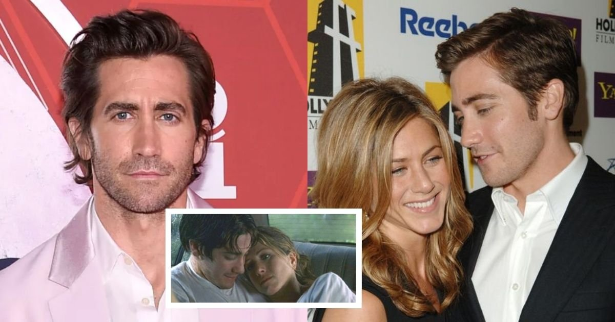 smalljoys 21.jpg?resize=1200,630 - Jake Gyllenhaal Reveals The Reason Why Filming Steamy Scenes With Jennifer Aniston Was Such A 'Torture'