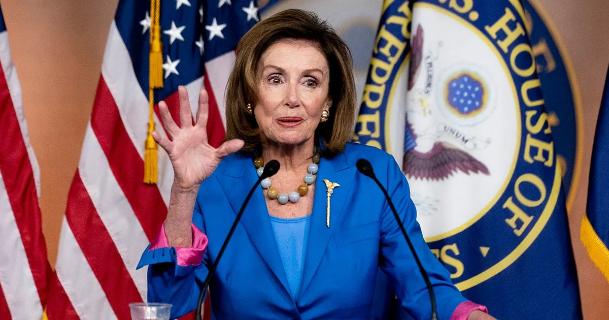 """t1 1 1.jpg?resize=1200,630 - """"You Could Do A Better Job At Selling""""- Pelosi Slams Press For Not Promoting Biden's 'Build Back Better' Plan"""