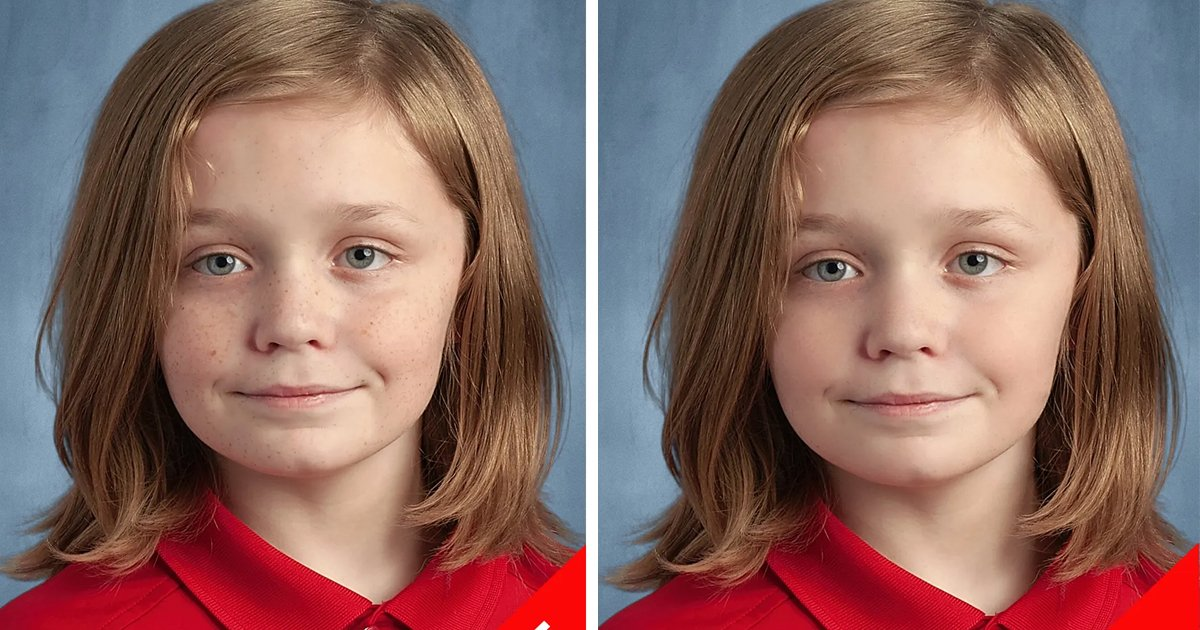 t1 2 2.jpg?resize=412,232 - Parents Outraged As School Offers 'Retouching' Student Picture Package With Blemish Removal & Teeth Whitening