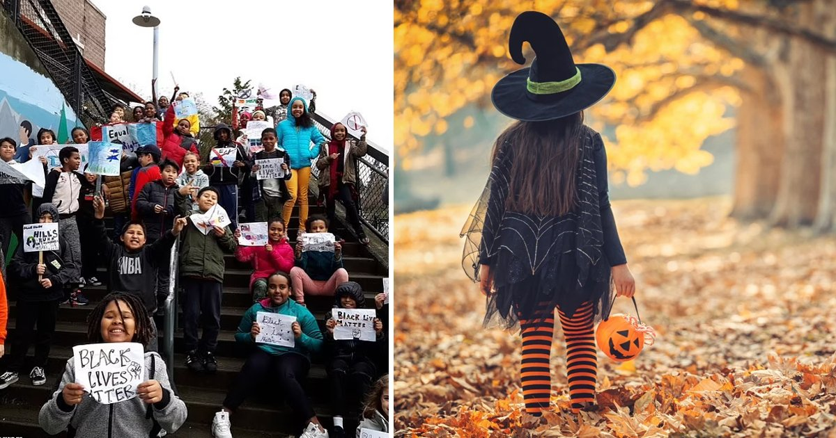 t3 3.jpg?resize=412,232 - Annual Halloween Parade CANCELED This Year After Striking Concerns Relating To 'Marginalizing' Students Of Color