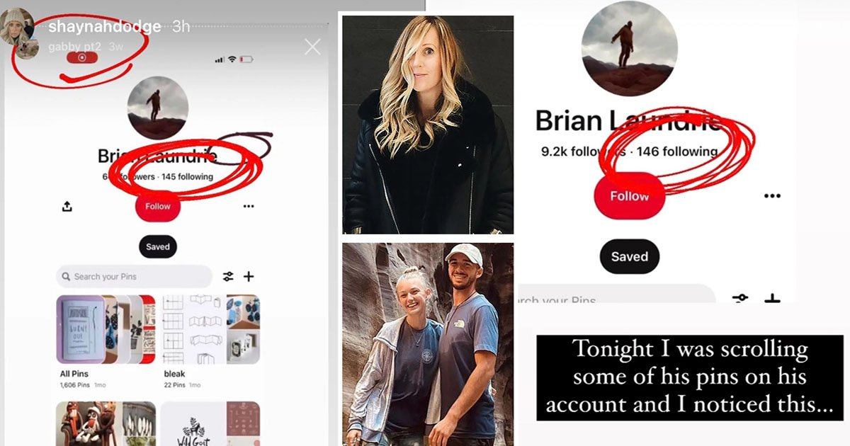 t4 4.jpg?resize=412,232 - Just In: Latest Activity On Brian Laundrie's Social Media Account Hints He May Still Be ALIVE!