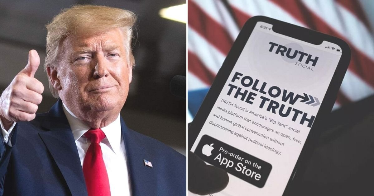 untitled design 18 1.jpg?resize=412,232 - Donald Trump Is Launching His Own Social Media Network To Fight Back Against The 'Big Tech'