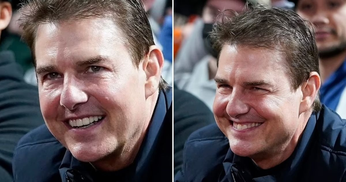 untitled design 43.jpg?resize=1200,630 - 'What Did He Do To His Face!?' People React To Tom Cruise's Surprising New Look And Wonder If He's Had Fillers