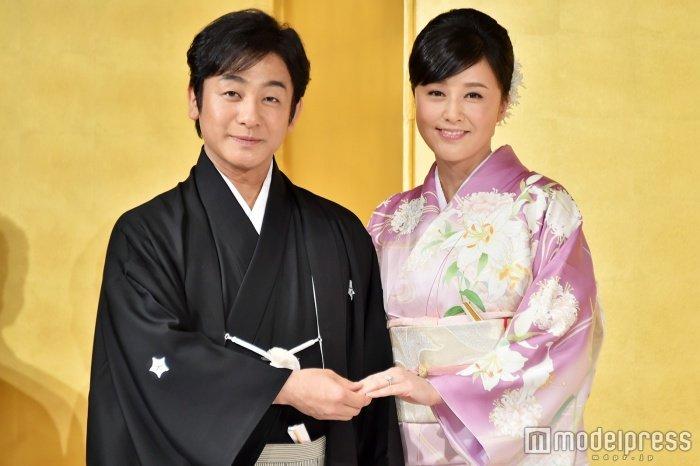藤原紀香、片岡愛之助と結婚