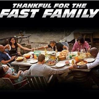 ワイルドスピード7の現場は家族の絆を深める