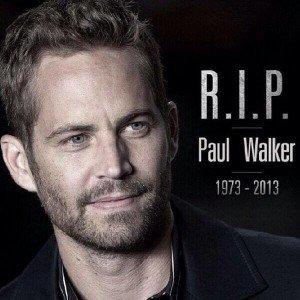 2013年、車の事故による外傷・火傷で亡くなったポール・ウォーカー